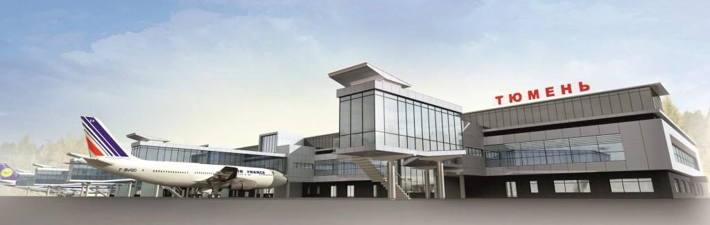 трансферы в Тюмени и аэропорт Рощино